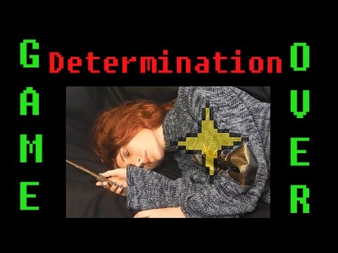 Determination (Game Over theme) - Vocal Cover by Isabella (lyrics by Attica Kish)