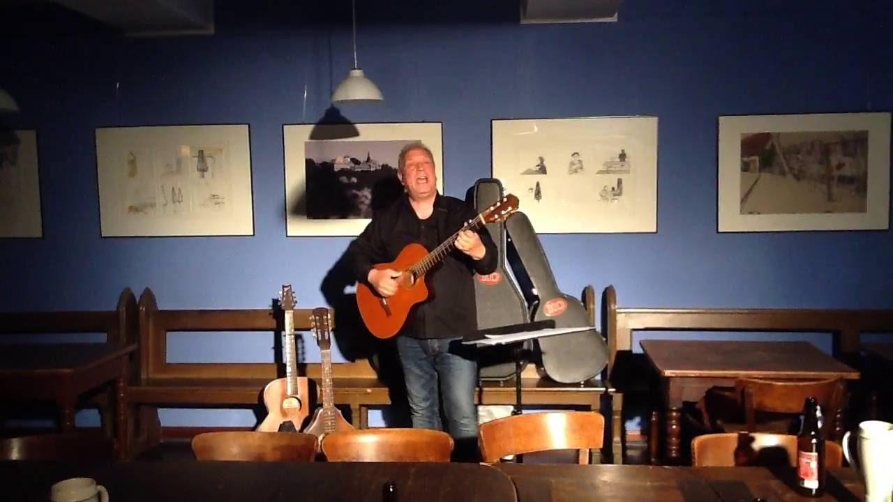 Jörg Kokott - Holiday in Guantanamo Bay - live auf Schloss Goseck