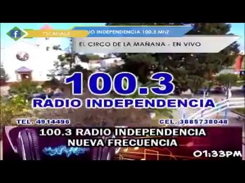 100.3 RADIO INDEPENDENCIA - PERICO TV EN VIVO