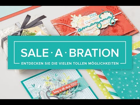 Sale-A-Bration 2. Runde
