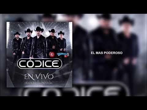 Codice - El Mas Poderoso (En Vivo 2019)
