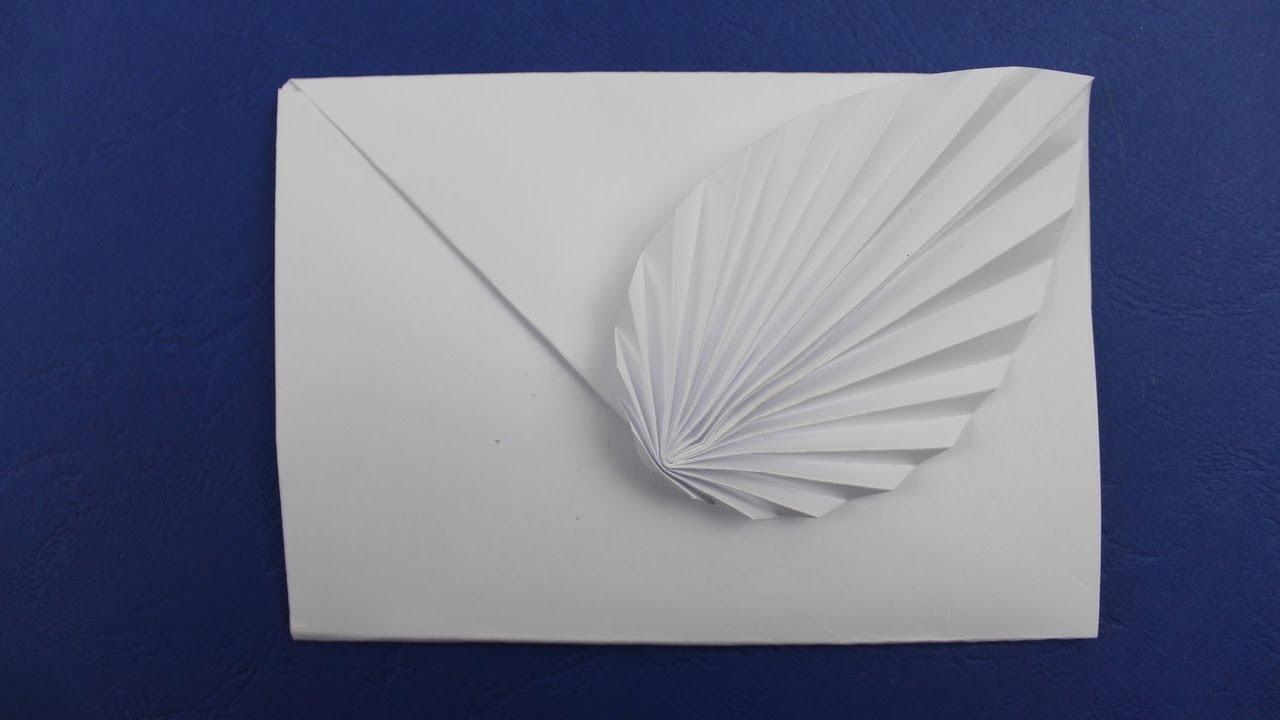 Briefumschläge Falten Als Brief Oder Kleine