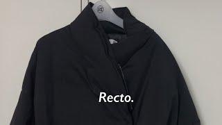 [Fashion Haul] 기본 블랙패딩으로 겨울나기 …