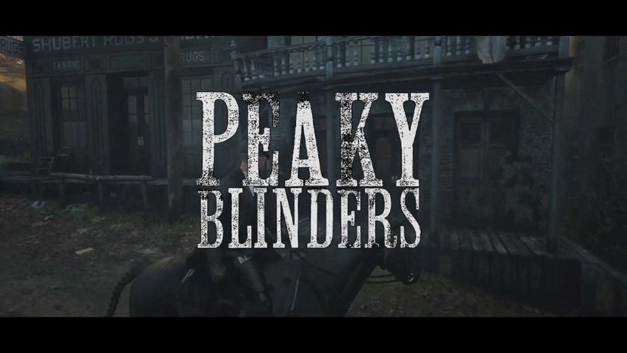 Red Dead Online - Peaky Blinders! - YouTube