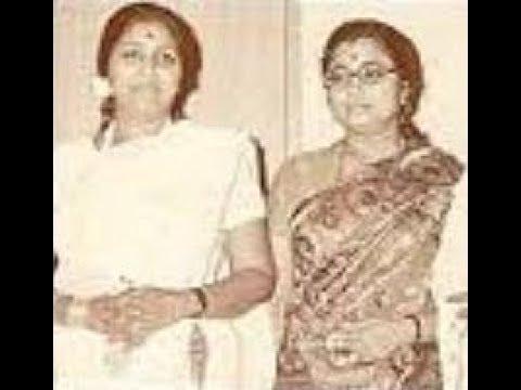 Asha Bhonsle – Usha Mangeshkar duet   Atul's Song A Day- A