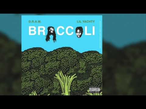 BROCCOLI: Big Baby D.R.A.M ft. Lil Yachty...