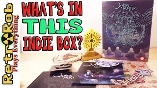 IndieBox Game Unboxing: MoonHunters and it