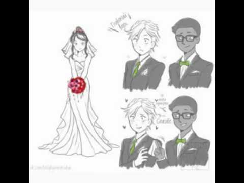 Леди баг и супер-кот свадьба смотреть