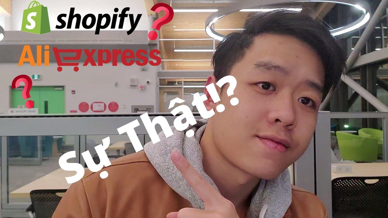 Sự thật về Shopify! - 1 năm lợi nhuận bao nhiêu? - Khóa học Shopify Dropshipping
