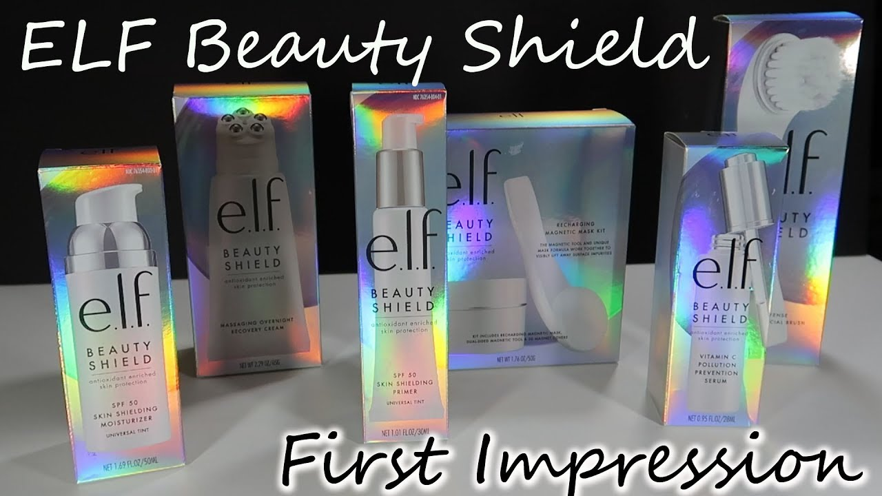 Beauty Shield Daily Defense Makeup Mist by e.l.f. #18