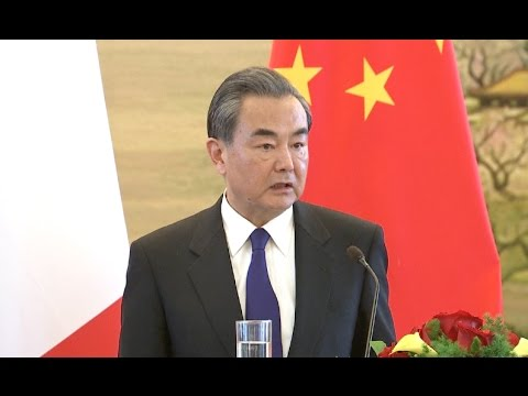 Thumbnail: There Will be No Winners If War Breaks out on Korean Peninsula: Chinese FM