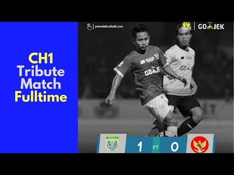 Download Youtube: Choirul Huda Tribute Match - Persela vs Timnas All Star - Full Time