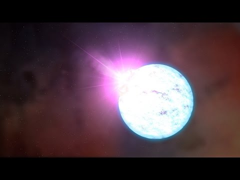 (On HD) Magnetars, Black Holes, Quasars And Pulsars Documentary