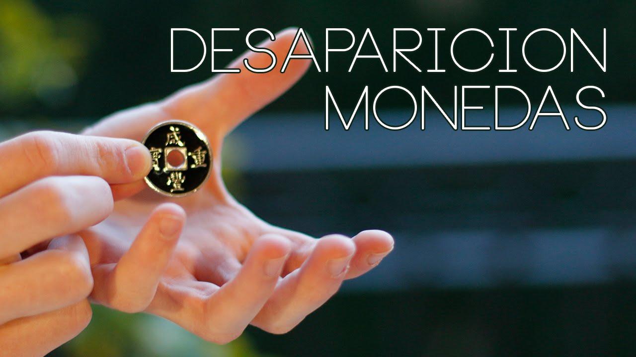 Desaparecer Hacer Como Una Magia Moneda Con 6vfgY7yb
