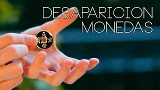 Como hacer desaparecer una moneda con magia!