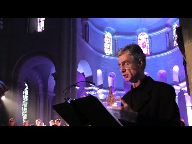 Extrait de l' Oratorio 'L'Enfant au cœur de colombe - Annonciation' (3)