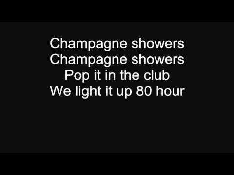 LMFAO - Champagne Showers (Letra - Lyrics)