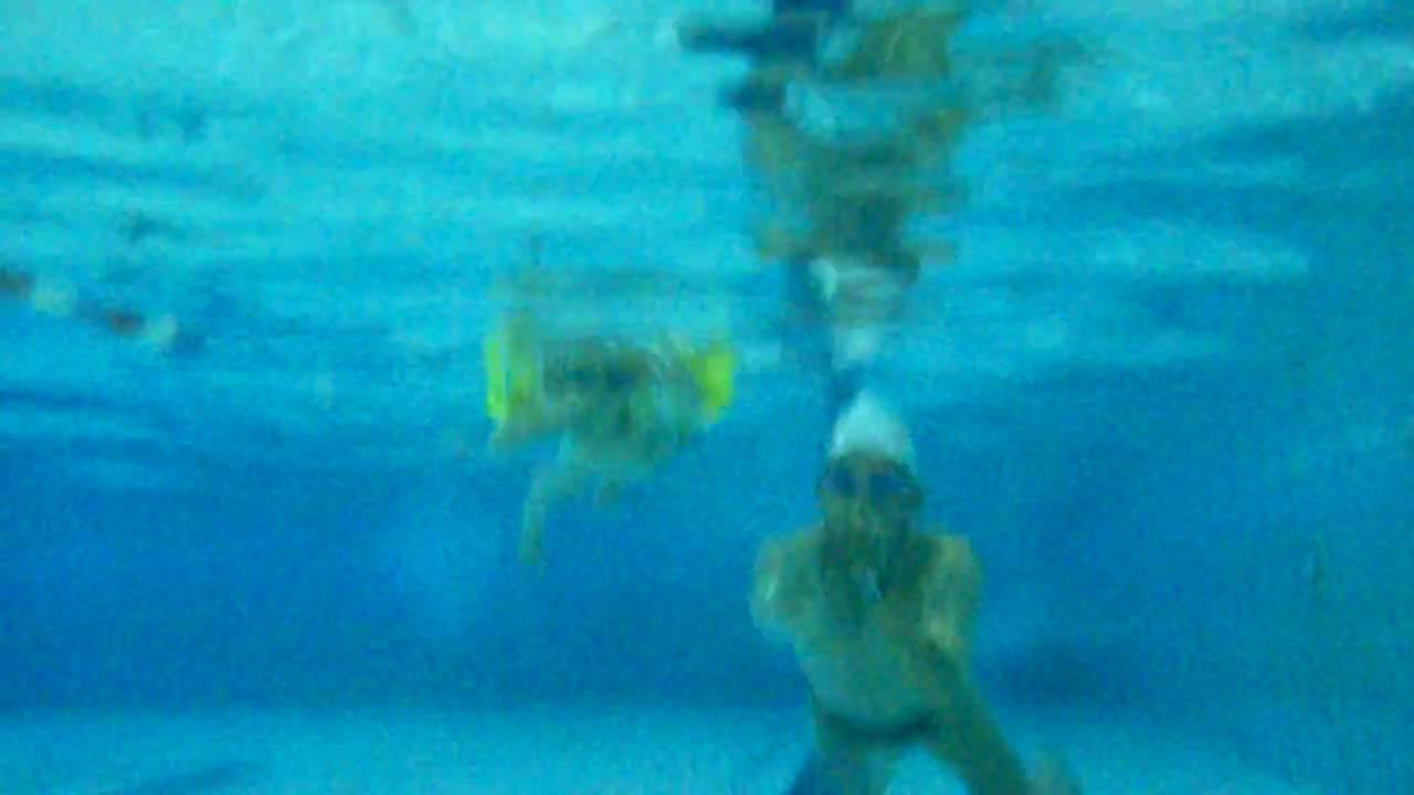 游泳教學篇....水中悶氣(5歲)