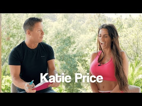 Jason's V-Cast - The One With Katie Price