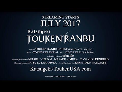 Katsugeki: TOUKEN RANBU Trailer