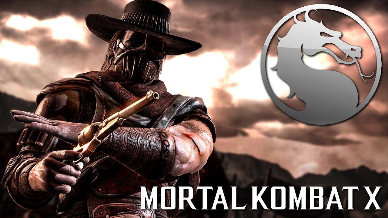Mortal Kombat X (Erron Black, MKX Funny
