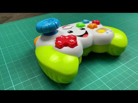 Fisher Price Controller Complete Teardown And Secret.