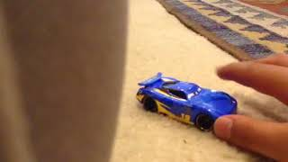 My Cars 3 race  cars review REX REVLER and DUD THROTTLE MAN