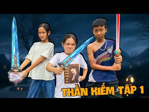 Thái Chuối | THẦN KIẾM - Bang Trẻ Trâu Đối Đầu Nữ Kiếm Khách
