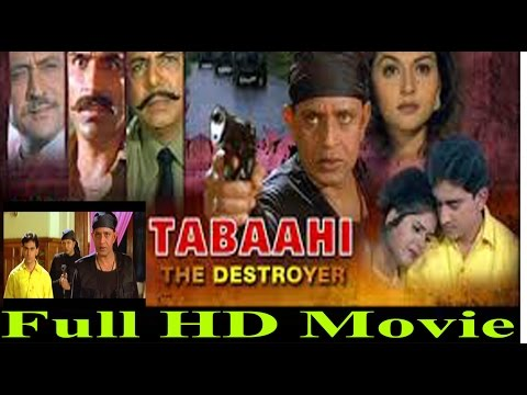 Tabaahi The Destroyer  Full HD Movie