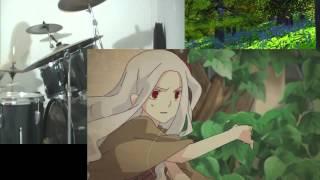 [souzou forest] 想像フォレスト 歌ってみた (鹿乃) -Drum cover