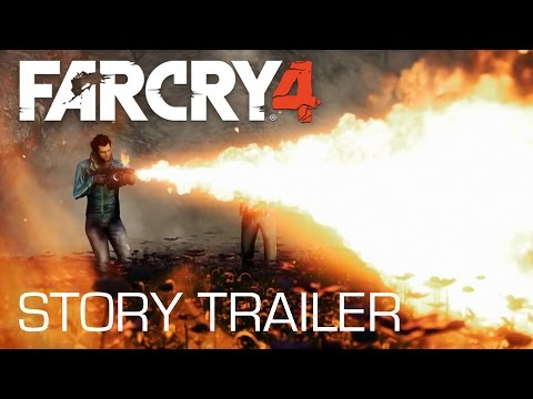 Far Cry 4 - Story Trailer