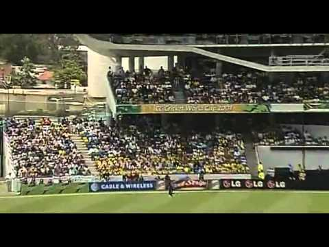 Adam Gilchrist 149 World Cup Final 2007 vs srilanka.flv