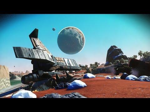 [ MODs ] ALIEN WORLDS II - No Man's Sky - Space Adventures Update