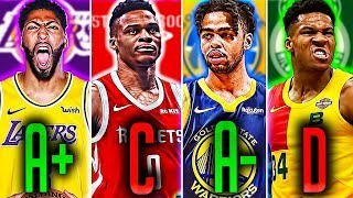Grading Every NBA Teams 2019 Off Season Moves! FREE AGENCY + TRADES + DRAFT. Video