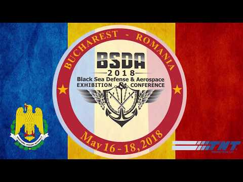 Black Sea Defense & Aerospace - BSDA 2018