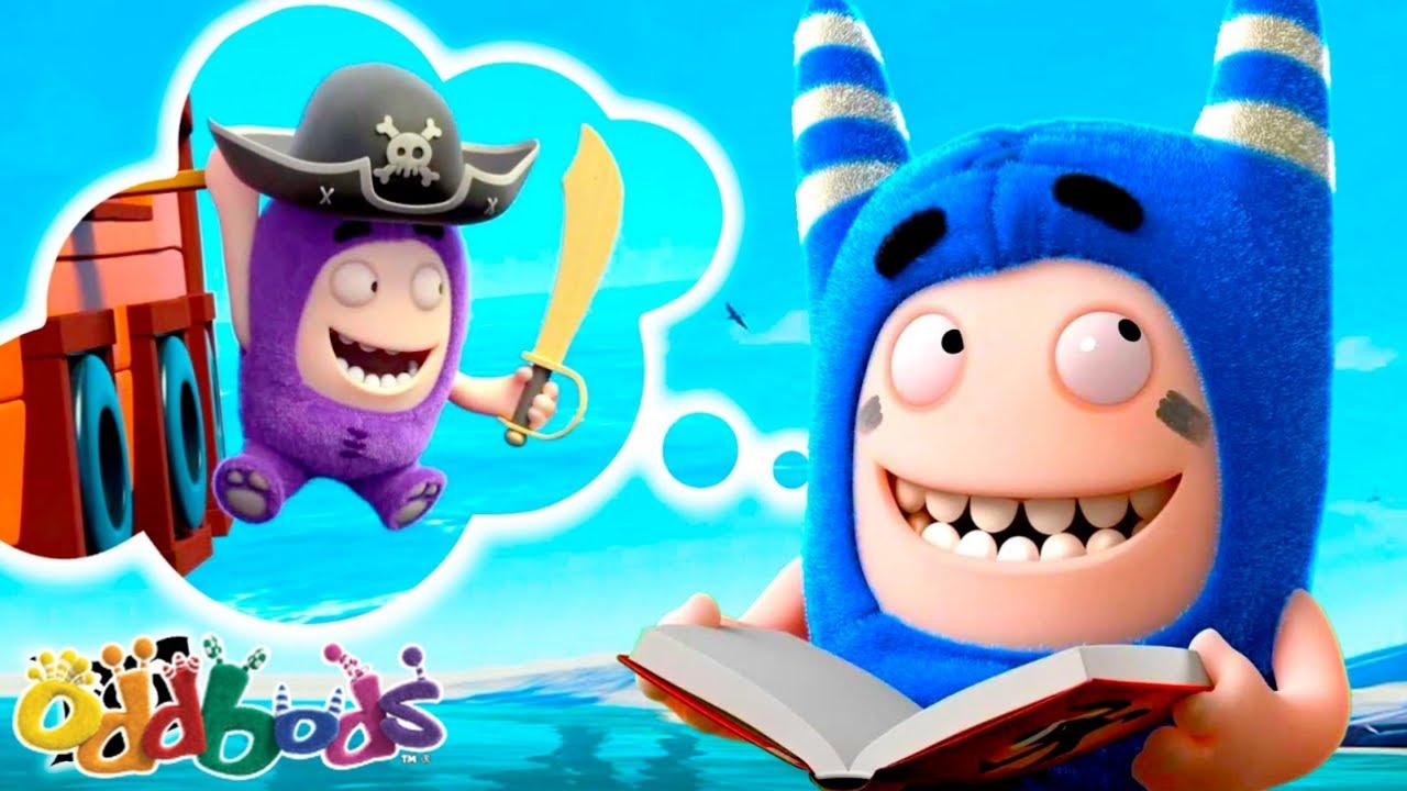 Bookworm Loves Tales - คนชอบอ่านชอบอ่านเรื่องเล่า | Oddbods | ใหม่ | การ์ตูนสนุกสำหรับเด็ก