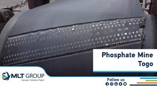 Conveyor belt : Innovations to screw