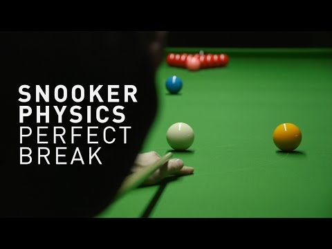 Snooker Physics: The Perfect Break