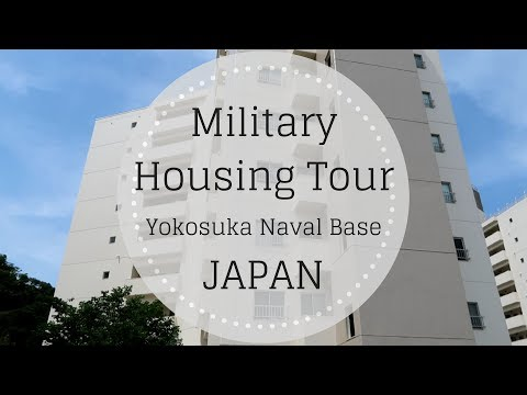 Military Housing Tour Yokosuka Naval Base Japan June 2017 Youtube
