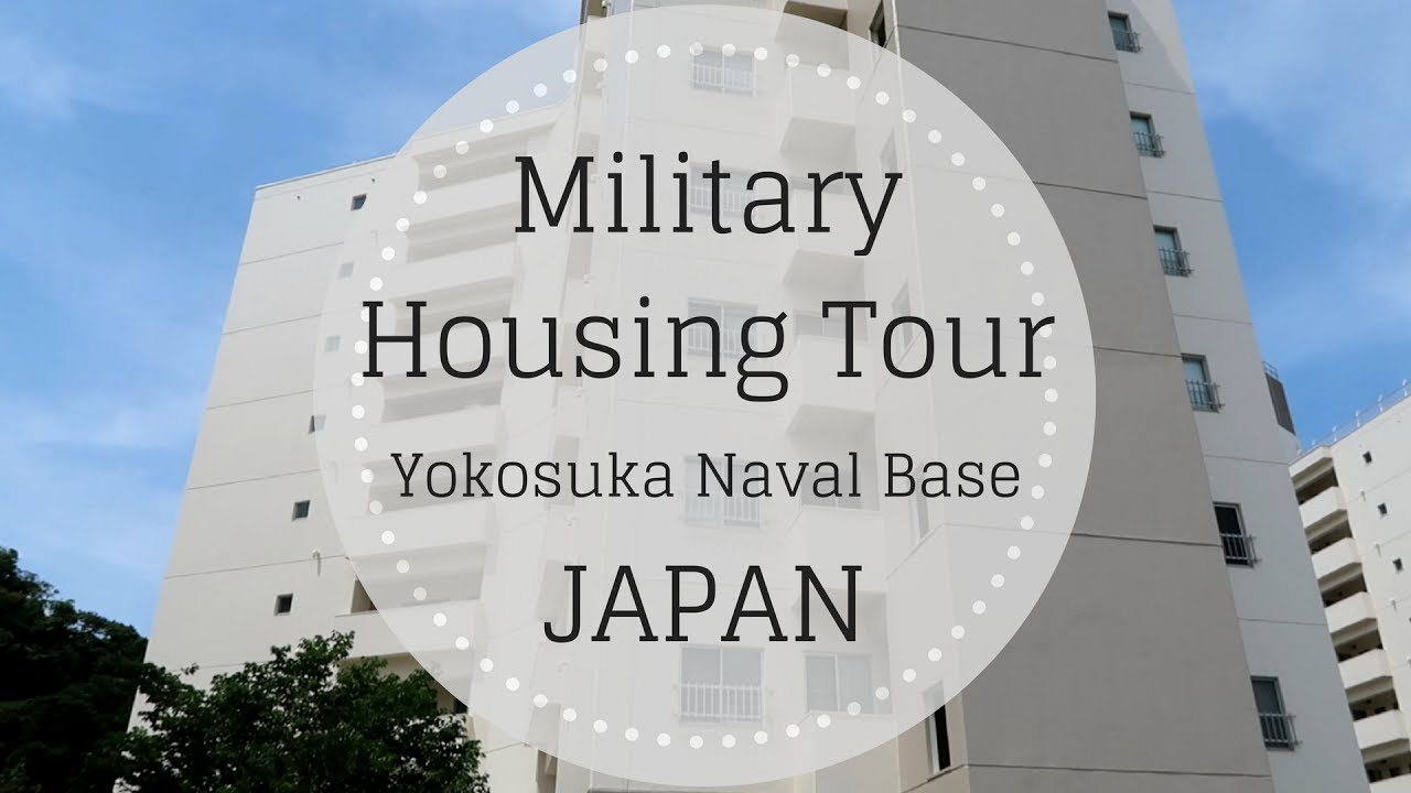 Military Housing Tour Yokosuka Naval Base JAPAN – Yokosuka Naval Base Housing Floor Plans