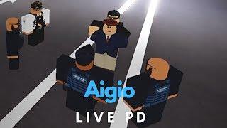 Roblox Live PD (Senator Arrested at MVA)