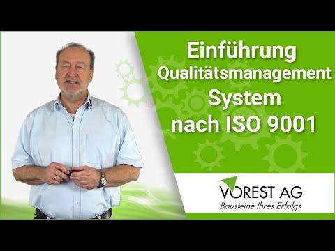Einführung Qualitätsmanagementsystem - So gelingt die ISO 9001 Einführung