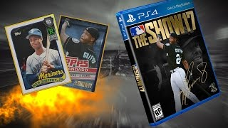 MLB THE SHOW 17 DIAMOND DYNASTY ENTRY DRAFT | DIGITAL DELUXE EDITION UNBOXING | WHAT TO EXPECT