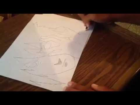 Comment dessiner sasuke shippuden sharingan rinnegan comme la minature youtube - Comment dessiner sasuke ...