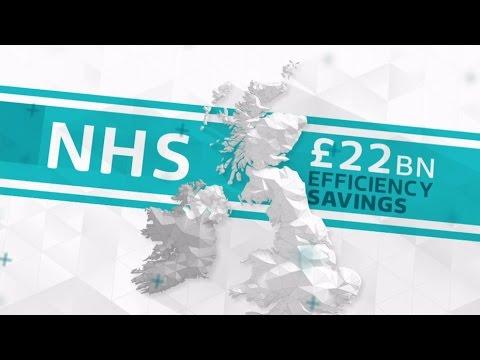 Hospitals to suffer amid £22bn NHS cutbacks