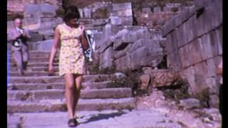 The Temple of Apollo 'a Holiday in Greece' circa 1967