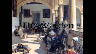 the warden by anthony trollope 2017