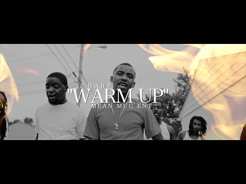 G Baby - Warm Up (Official Video) Shot By - DKVTv