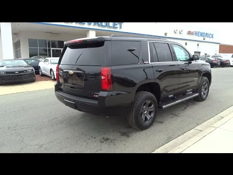 2015 Chevrolet Tahoe Durham Chapel Hill Raleigh Cary