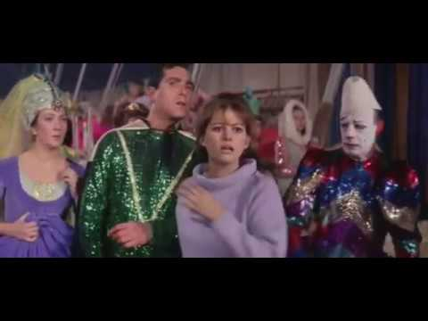 Circus World (1964) Clip - The Fire